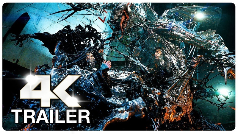 VENOM Trailer 3 (4K ULTRA HD) NEW 2018