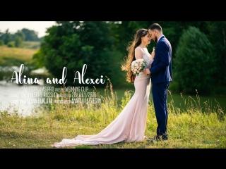 28 июля, Алина и Алексей