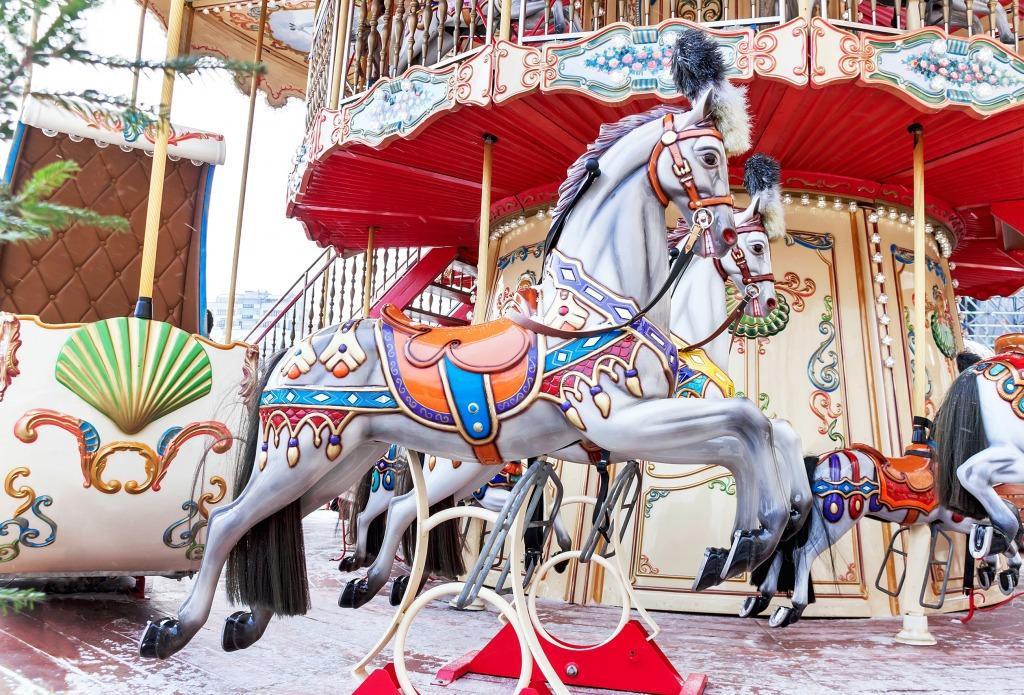Картинки карусельные лошадки, соня именинами объект