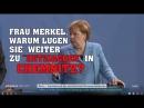 Merkel chronisch pathologisch Lügnerin