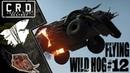 Crossout: [ Tusk Harvester ] FLYING WILD HOG 12 [ver. 0.9.110]