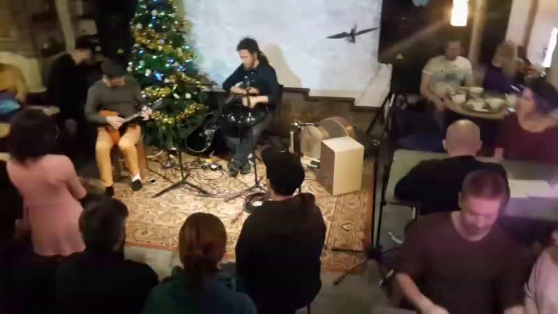 Мега Этно Джаз концерт в Ауровилле АТанзю и Друзья 06.01.2019