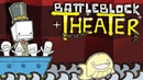 Безумно Весело! - BattleBlock Theater