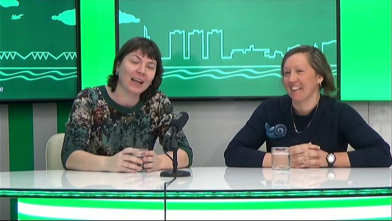 Гость на Радио 2. Екатерина Кондратьева и Татьяна Карпова, организаторы фестиваля Весенины 2019