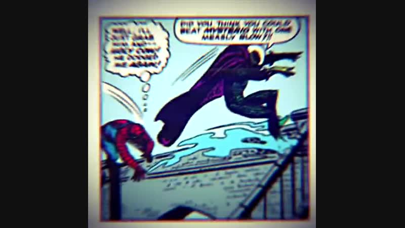 Mysterio's first appearance (1964)