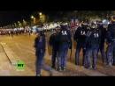 Tränengas und Verletzte Ausnahmezustand in Paris nach Frankreichs Einzug