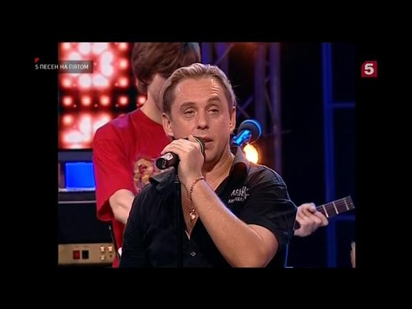 5 песен на Пятом (5 канал Петербург, 17.11.2007) Арина и Размер Project
