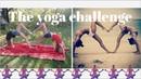 THE YOGA CHALLENGE! - izaandelle