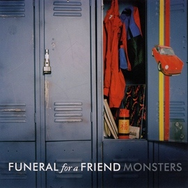 Funeral For A Friend альбом Monsters