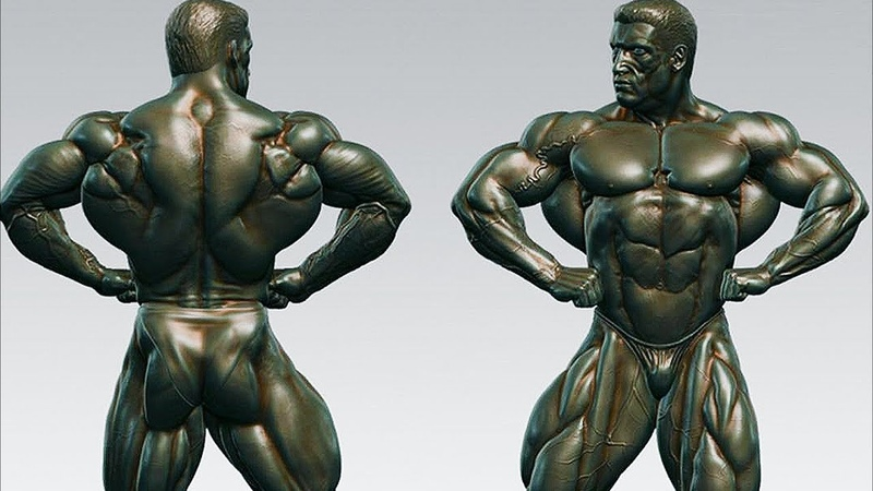 Dorian Yates - 100% EFFORT - Bodybuilding Motivation