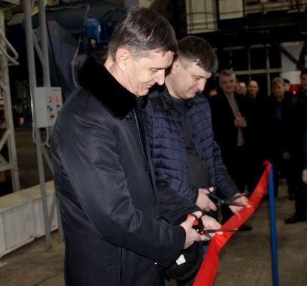 В Усть-Илимске открылся завод по производству топливных гранул