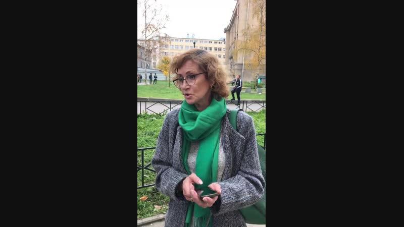 Интервью с Куратором Ириной