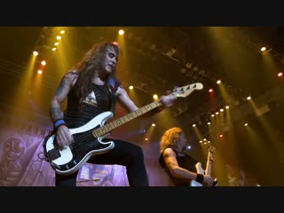 Iron Maiden - Heaven Can Wait (2008) (Official Live Video)