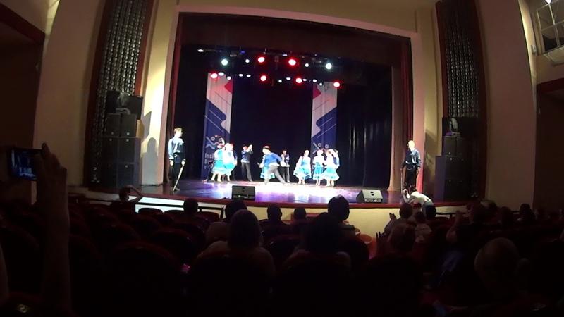 СКК Вместе. Выступление в Inclusive Dance - 6 МеждуНародный БлагоТворительный Фестиваль.