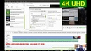 Editing And Rendering 4K UHD Videos using KDENLIVE in JULinux 17 Linux Easy Peasy re The Linux Gamer