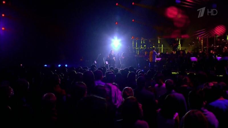 Би-2 - Реки любви.Концерт в Crocus City Hall (2012)