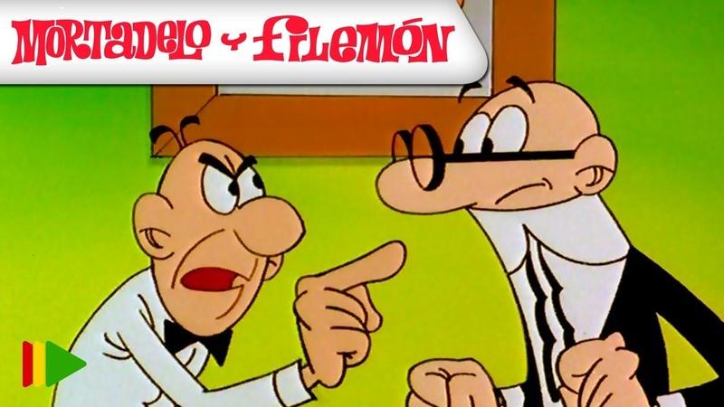 Mortadelo y Filemón - 10 - El caso de Billy El Horrendo | Episodio Completo |