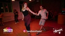 Stas Nozhnitskiy and Anna Gorbunova Kizomba Dancing in Respublika, Saturday 25.08.2018
