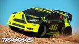 Valentino Rossi Fiesta VR46 New From Traxxas!
