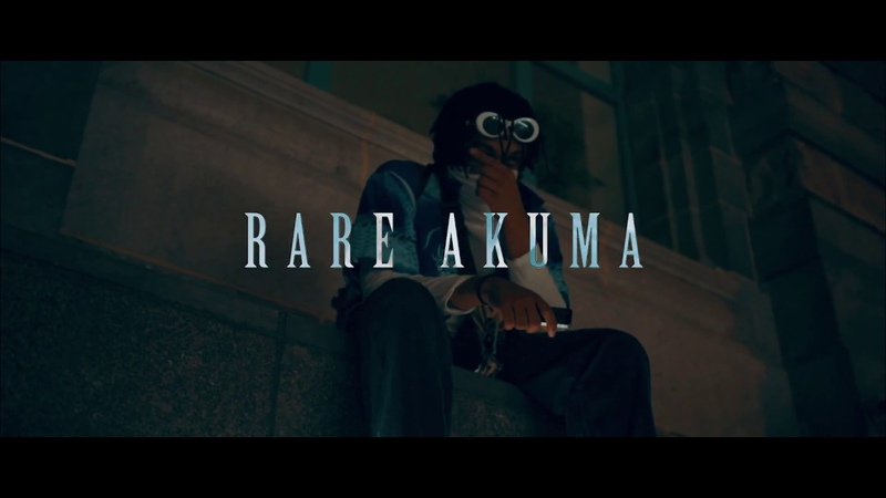 Rare Akuma Kamiyada - Raging Fists (Official Music Video)