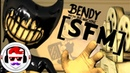 SFM Bendy and the Ink Machine Chapter 5 Song The Last Reel Rockit Gaming