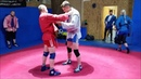 Sambo Lesson Shoulder Throw and Combinations
