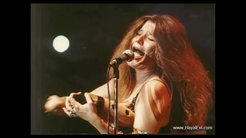 Janis Joplin - Summertime (19.01.1943 г Техас, США- 4.10.1970 г, Калифорния, США)