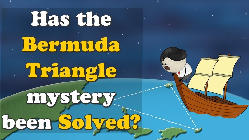 Has the Bermuda Triangle mystery been Solved? | aumsum kids mystery bermudatriangle bermuda