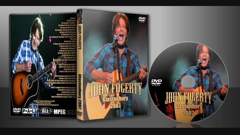 John Fogerty : Glastonbury '07 (original widescreen)/ Live On TV