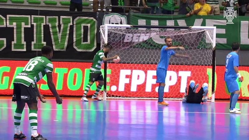 Liga SportZone: Sporting CP 8 - 2 CF Belenenses