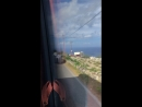 Santorini car accident