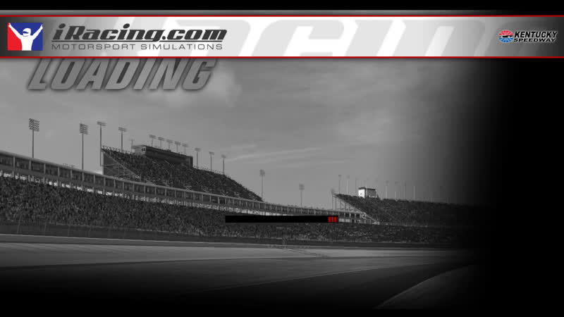 IRacing. Kentucky. Week 4. Race 2