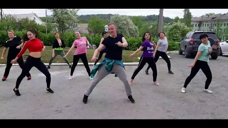 2Маши Мама я танцую ТАНЕЦ DanceFit