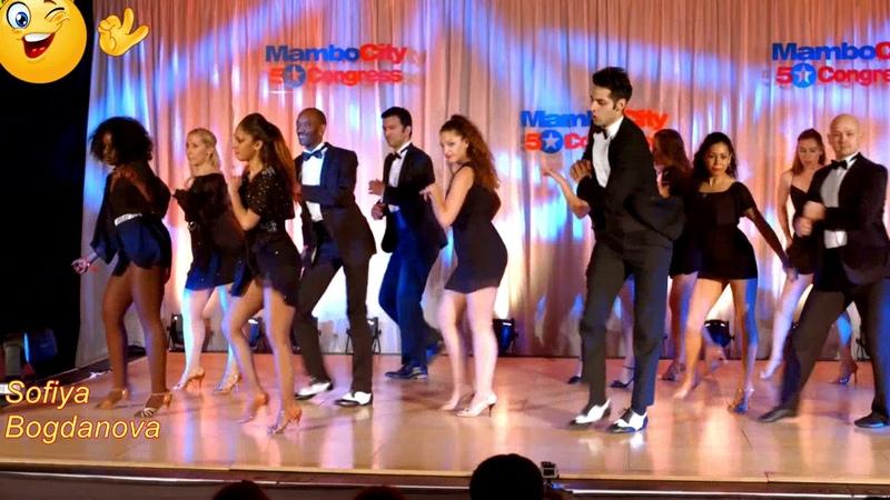 Позитив Band Odessa Обломал немало веток Танцуют все