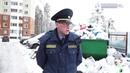 Госадмтехнадзор проконтролировал вывоз мусора с контейнерной площадки по ул Заозерная
