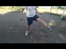 Эстафета Спортмансер: чеканка мяча (Николай Ряпосов)