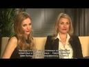 Интервью. Кэмерон Диаз, Лесли Манн и Кейт Аптон. «Другая женщина» (2014)