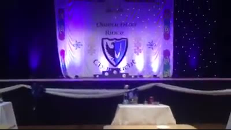 Parade of Champions at Oireachtas Rince Chonnacht - 2018