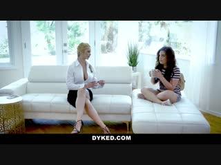 Dyked 4 - XXX Full HD porn teen sex boobs порно молодые частное private TeamSkeet оргия секс первый мамки milf инцест