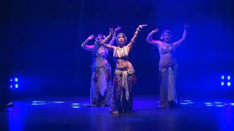 AMAYA DANCE COMPANY at TRIBAL BLISS festival