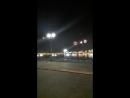 Ночная Казань встречала нас салютом Набережная