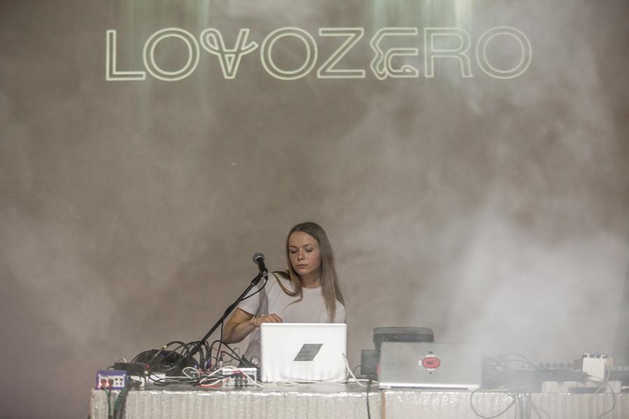 Проект Анастасии Толчневой Lovozero: большое интервью 2018 | Eatmusic