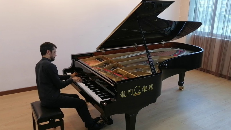 F. Chopin - Etude op.25 n.5 (e-moll)