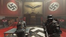 Wolfenstein 2 The New Colossus - Courthouse Battle ( I am death incarnate no HUD ) 4k/60Fps