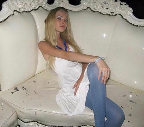 Алена Шишкова в 2007 году.