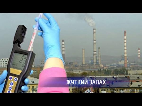 Оренбуржцы жалуются на удушающий запах