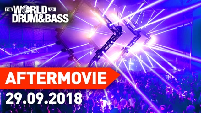 29.09.18 - World of DrumBass: The Big One 2018 - Official Aftermovie