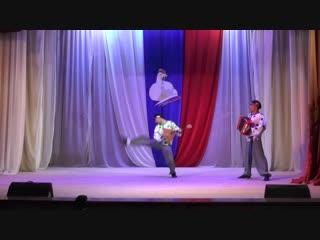 танцевальная команда СКОТЧ