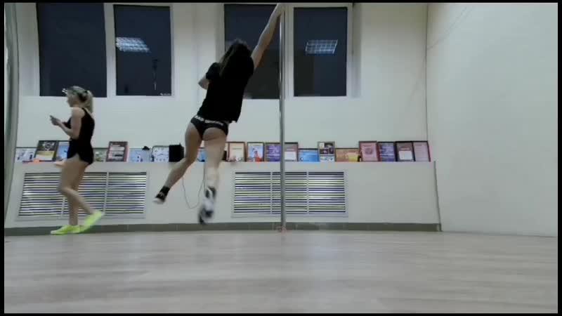 Poledance спорт