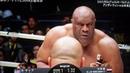Oosunaarashi's MMA debut v Bob Sapp: Match report